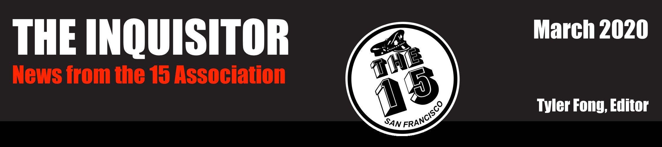 The Inquisitor - Marxh 2020