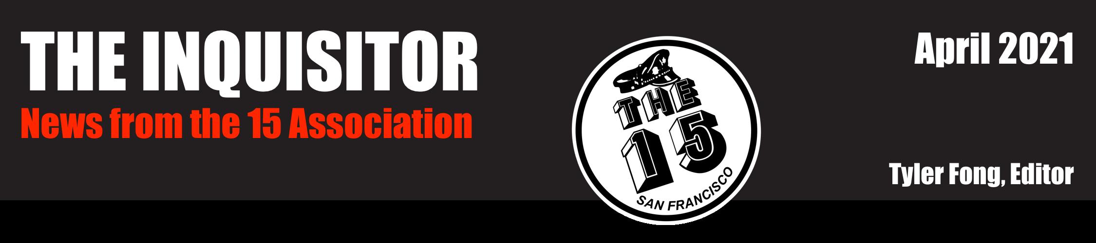 The Inquisitor - April 2021